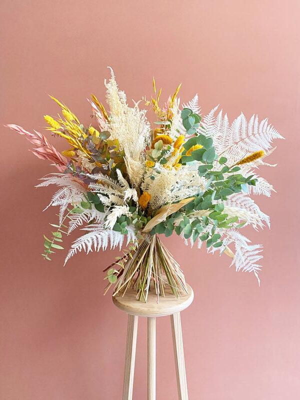 Ramo de flor preservada Loreak